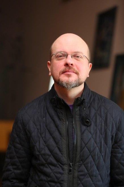 Крикливый<br>Алексей</br> Михайлович