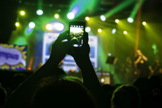 Танец в фотообъективе
